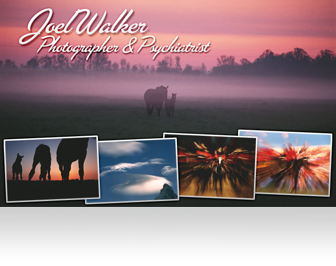 Joel Walker - Photographer & Psychiatrist